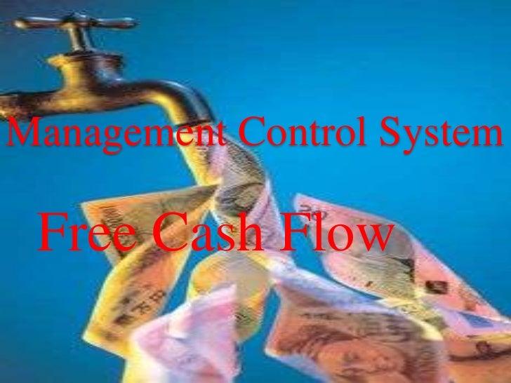 Management Control System Free Cash Flow