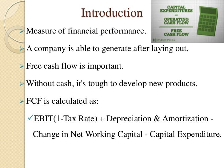 why is free cash flow important