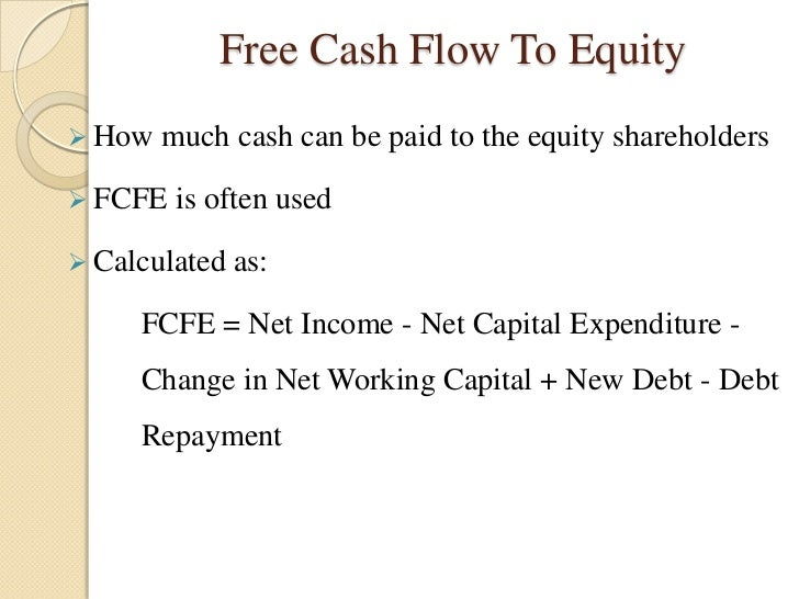 Working Capital: Change In Net Working Capital