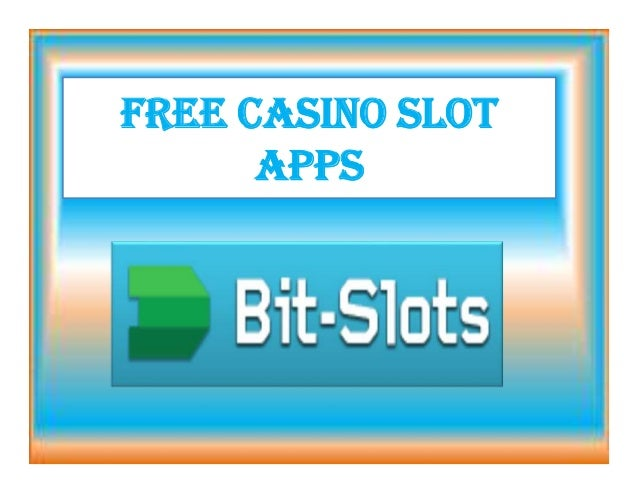 Free Casino Slot Apps