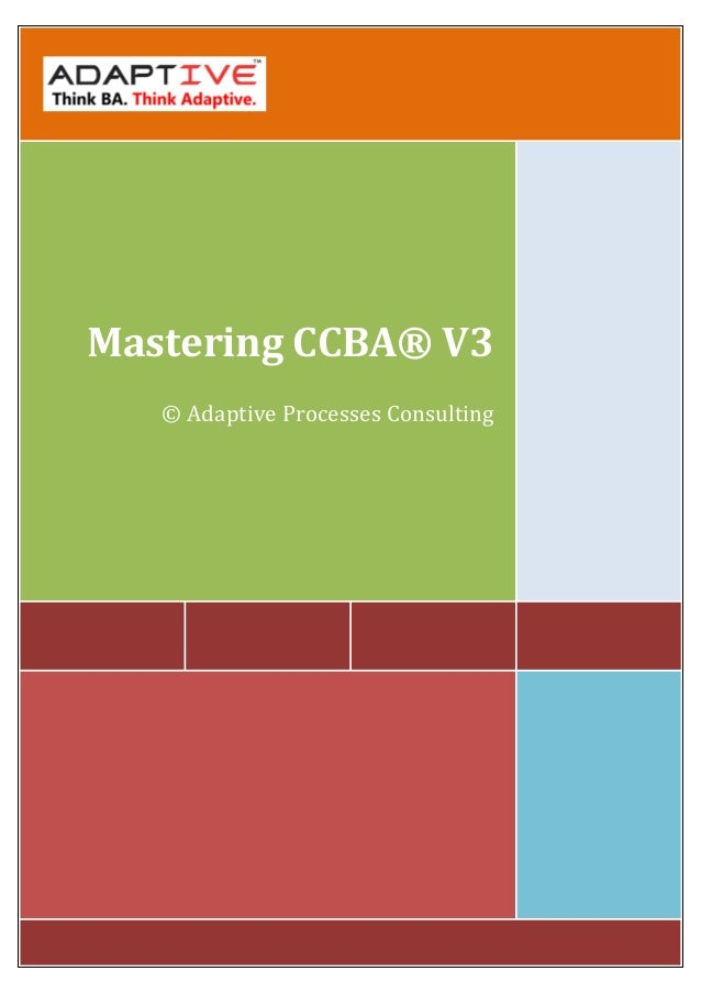 free ccba study guide rh slideshare net Data in Tabular Form