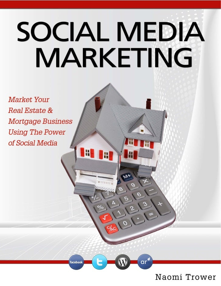 Social Media Marketing                     Published by                naomi trower     Social Media Specialist | Real Est...