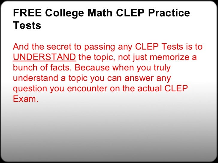 Clep study guides free military dating 5