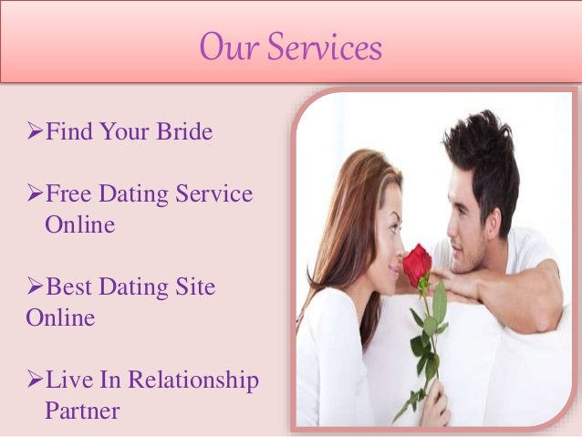 Find free dating services