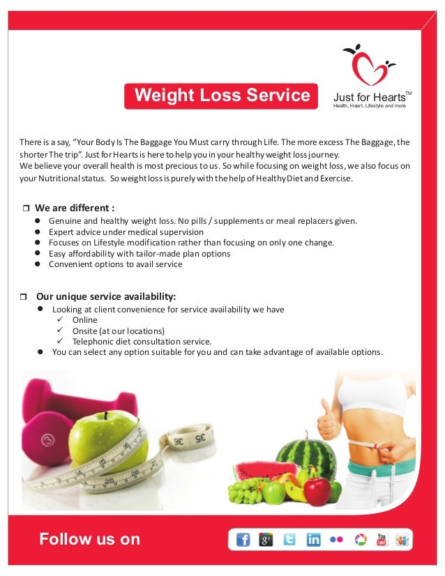 Free Diet Plan For Weight Loss