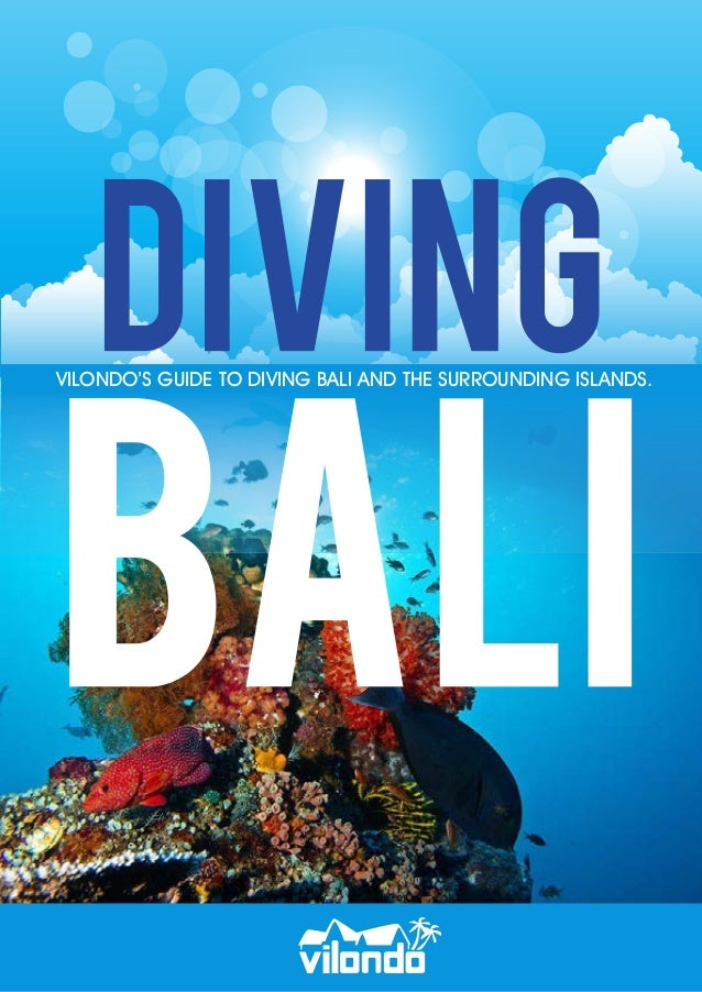 VILONDO'S GUIDE TO DIVING BALI AND THE SURROUNDING ISLANDS.