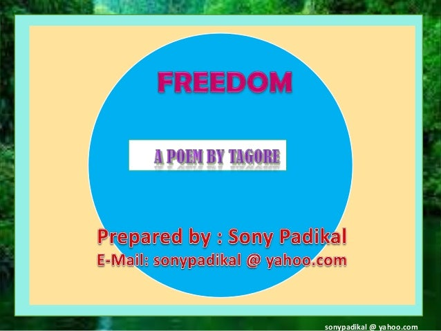 sonypadikal @ yahoo.com