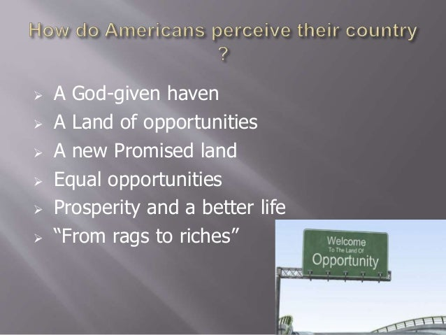 """america the land of """"equal"""" opportunity America: the land of """"equal"""" opportunity although the american society that we live in today prides itself on equal job opportunity and progression, it is easy to."""