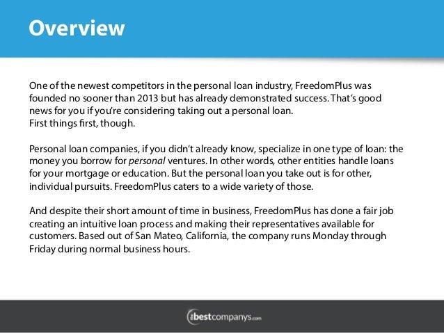 FreedomPlus Reviews