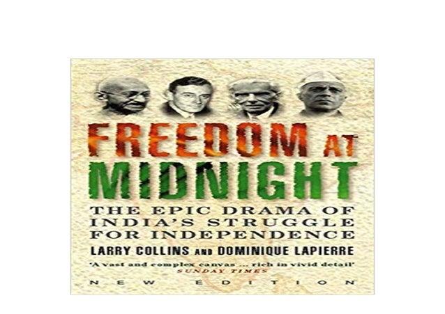 freedom at midnight pdf free download
