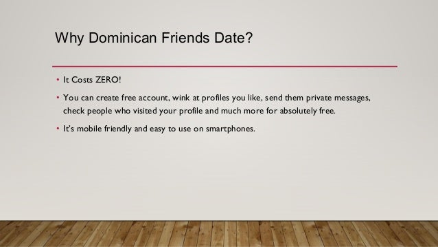 dating in dominican republic