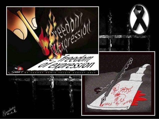 Freedom of Expression/Libertad de Expresión Slide 2