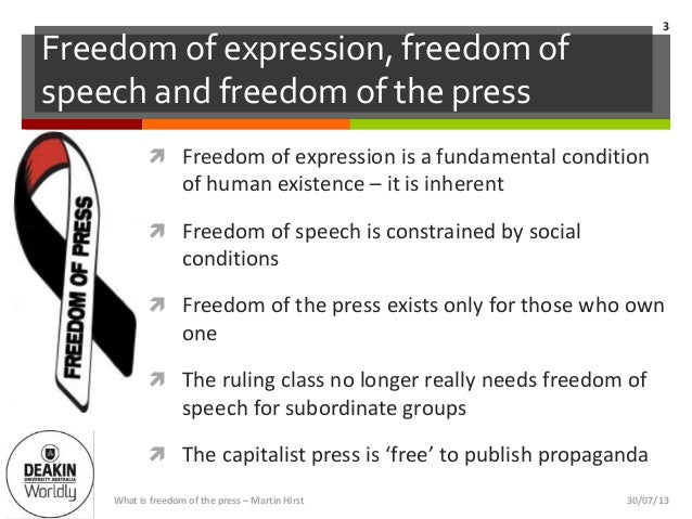 freedom of the press An independent press is one of the essential pillars of a democracy, says lawyer and free press advocate trevor timm.