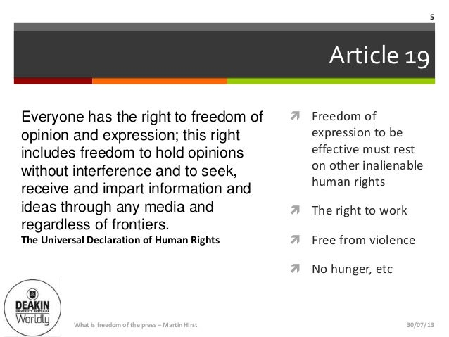 freedom from the press essay Freedom of the press essay for class 5, 6, 7, 8, 9, 10, 11, 12 and others find long and short essay on freedom of the press for students and others also find essay on freedom of press and social responsibility, freedom of press in democracy, freedom of press and judiciary, importance of freedom of press and media.