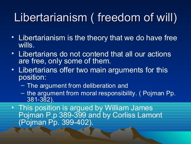 Freedom of choice essay