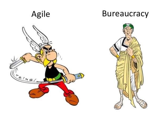 Agile Bureaucracy