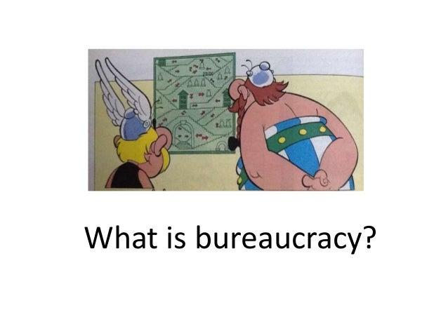 What is bureaucracy?