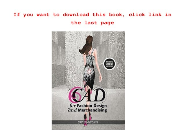 Free Download Cad For Fashion Design And Merchandising Bundle Book
