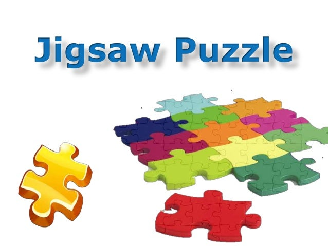 A jigsaw puzzle is a puzzle that requires the assembly of tiles or interlocking pieces in such a manner as to form a pictu...