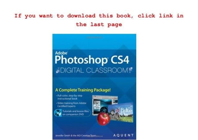 Adobe photoshop cs4 tutorials pdf free download.