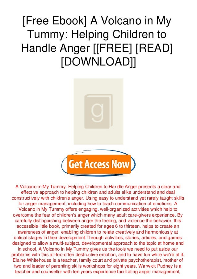 [Free Ebook] A Volcano in My Tummy: Helping Children to Handle Anger [[FREE] [READ] [DOWNLOAD]] A Volcano in My Tummy: Hel...