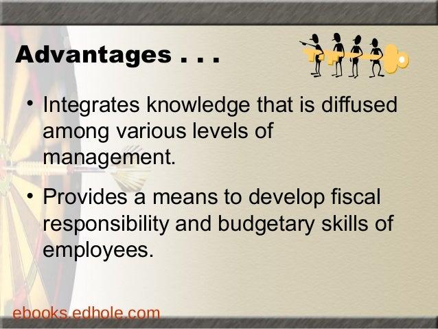 participatory budgeting advantages and disadvantages pdf