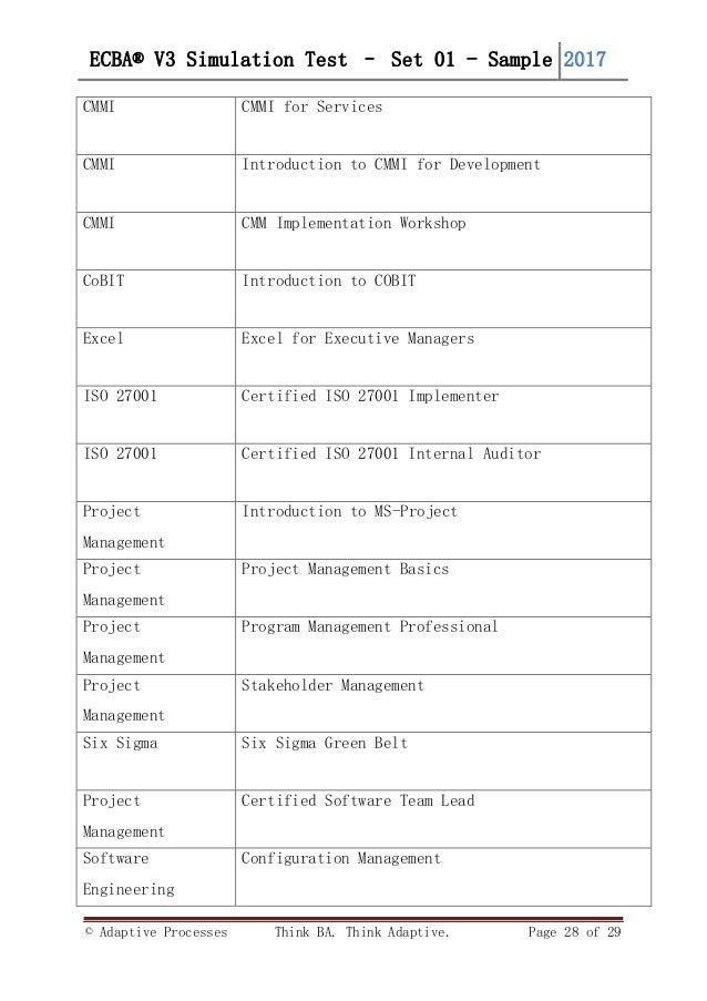 six sigma green belt question bank pdf