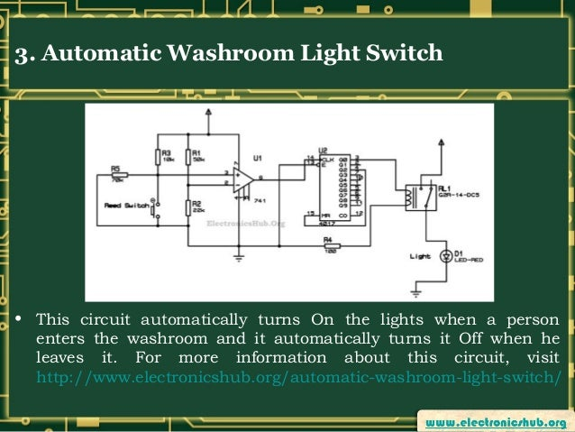 Free Electronics Projects Circuits and their Applications