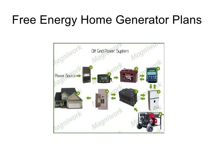 Free energy for house magniwork gamb pdf for House plan generator