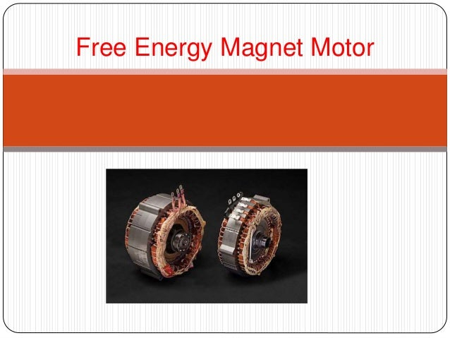 Permanent Magnet Motor >> Free energy magnet motor