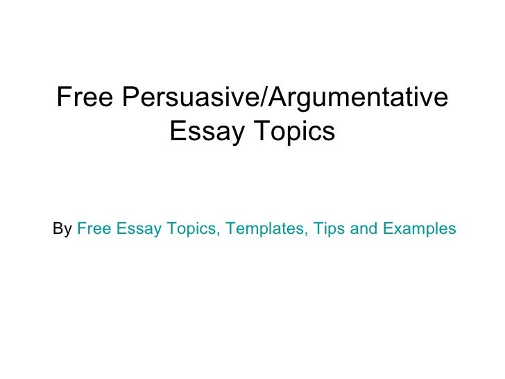 writing a pursuasive essay Correctly written persuasive essay predicts the half of the success become the master of persuasion with our tips and advice.