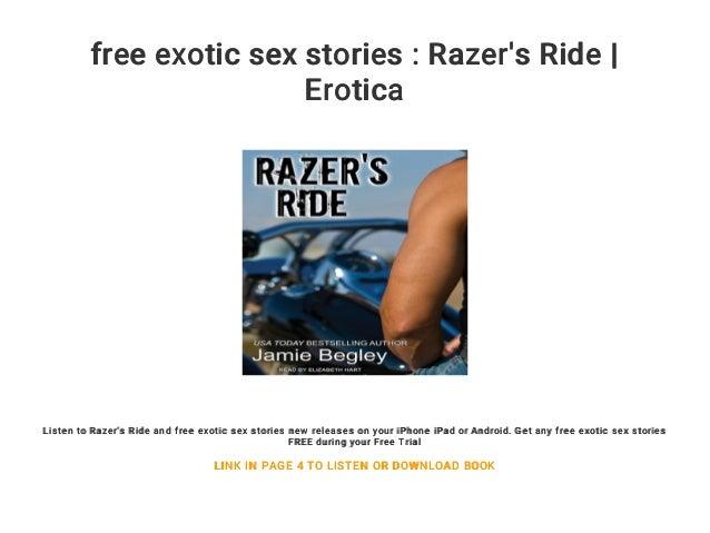 Exotic erotica sex letters