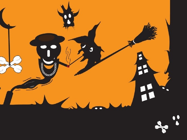 Free Halloween Powerpoint Templates 6
