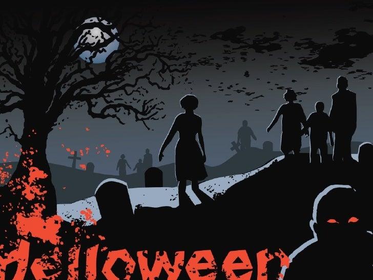 Halloween PowerPoint Templates (7)