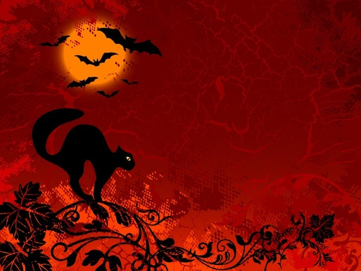 Free halloween powerpoint templates 8 free halloween powerpoint templates li upcoming slideshare toneelgroepblik Image collections