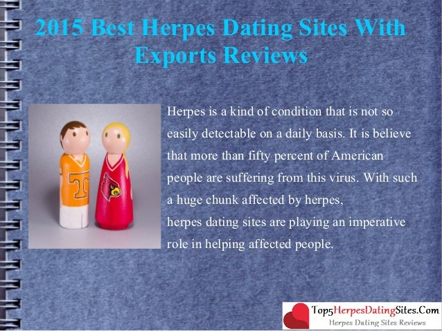 Herpes dating sites 2015