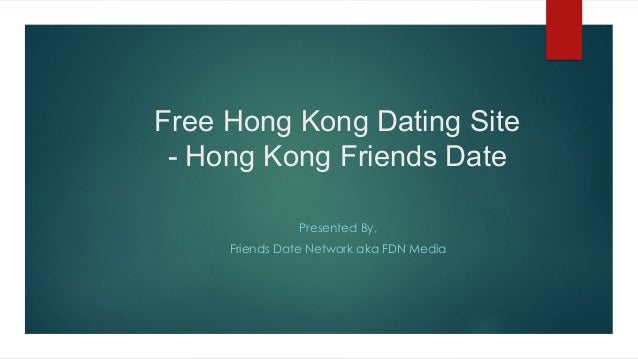 Dating website in Hong Kong