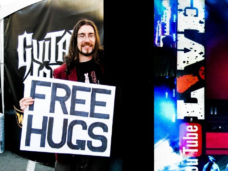 Sometimes, a hug is all what we need... Free Hugs is a real life controversial story of Juan Mann, A man whose sole missio...