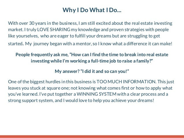 Free & Inexpensive Real Estate Marketing Strategies Slide 2