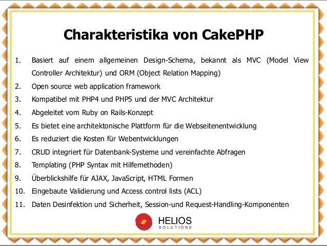 Freelance Cakephp Programmierer Slide 3