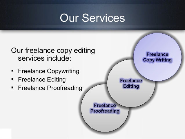 freelance editors