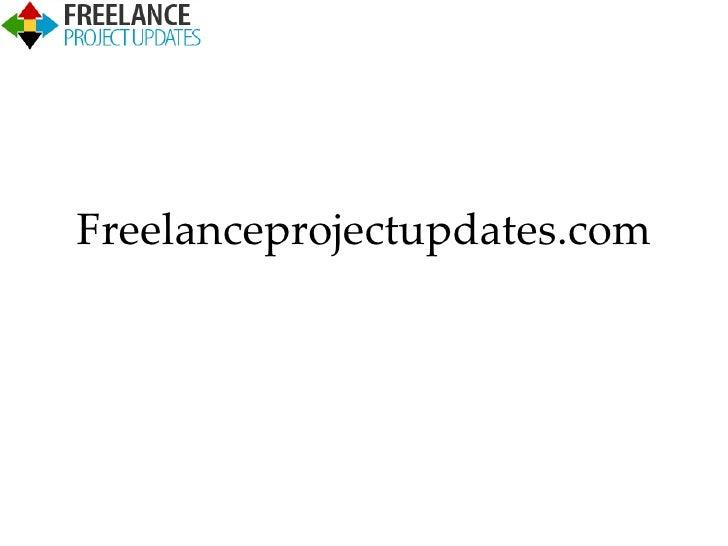 Freelanceprojectupdates.com