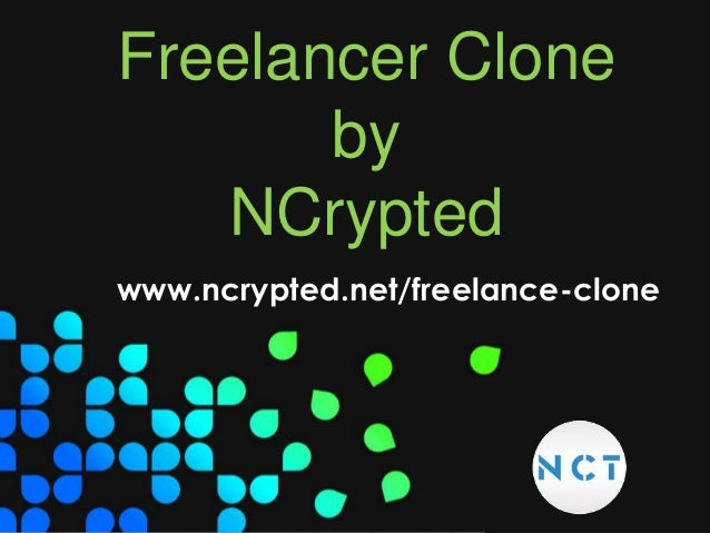 Freelancer Clone by NCrypted www.ncrypted.net/freelance-clone