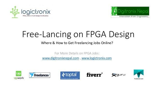 Superb Freelancing On Fpga Design How Where To Get Freelancing Download Free Architecture Designs Licukmadebymaigaardcom