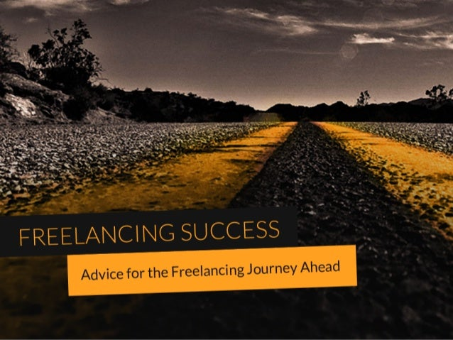 WELCOME TO THE FREELANCERS JOURNEY!