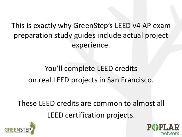 How I aced the LEED Green Associate Exam - Designer Hacks