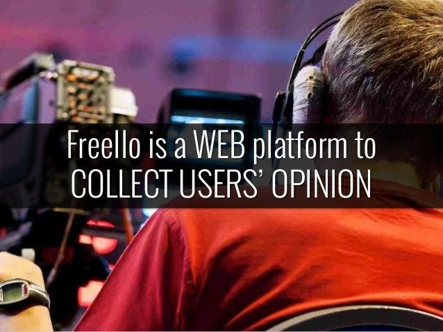 Freello | Mobile Marketing 4 Media Slide 2