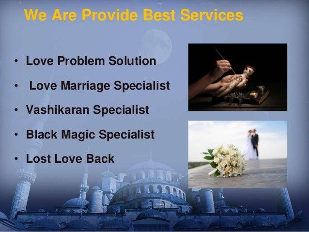 Free Love Marriage Specialist   Islamic Love marriage specialist Slide 2