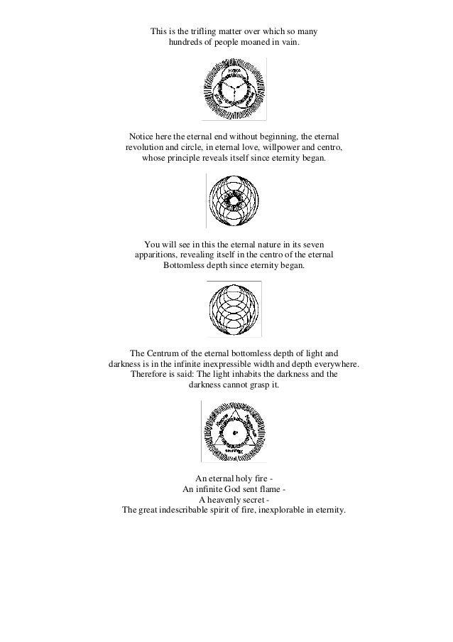 Freemasonry 046 Secret Symbols Of The Rosicrucians