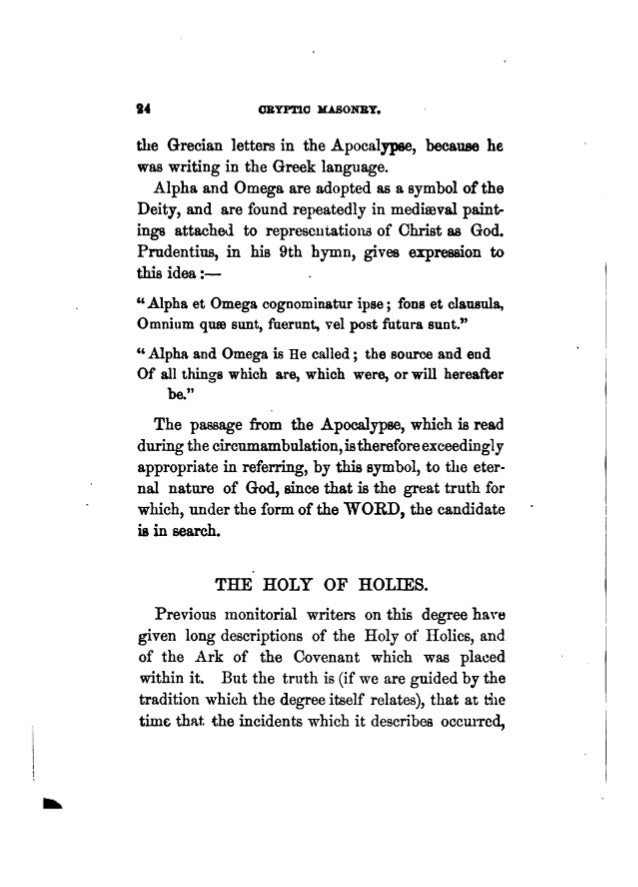 Freemasonry 219 Cryptic Masonry